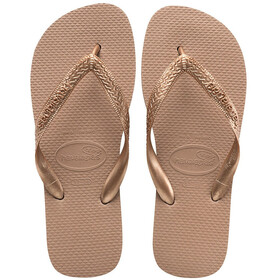 havaianas Top Tiras Sandalen Dames, rose gold